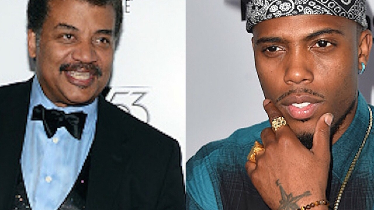 Rapper feuds with astrophysicist, gets schooled