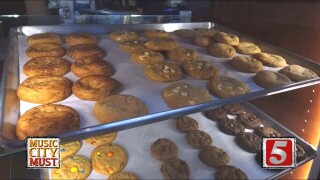 Get Warm, Fresh Cookies Delivered with Jake's Bakes