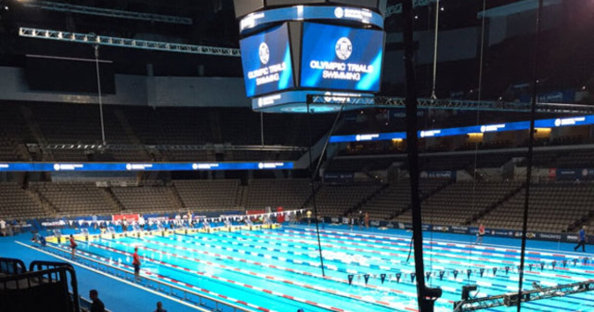 Olympic swim trials to be rescheduled in Omaha