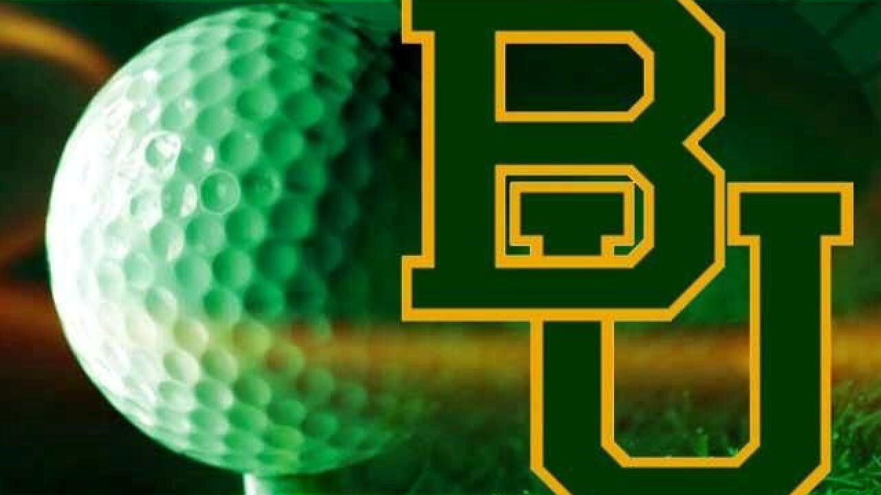 Five Baylor Women's Golfers Named WGCA All-American Scholars
