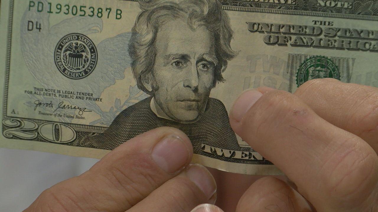 counterfeit bills