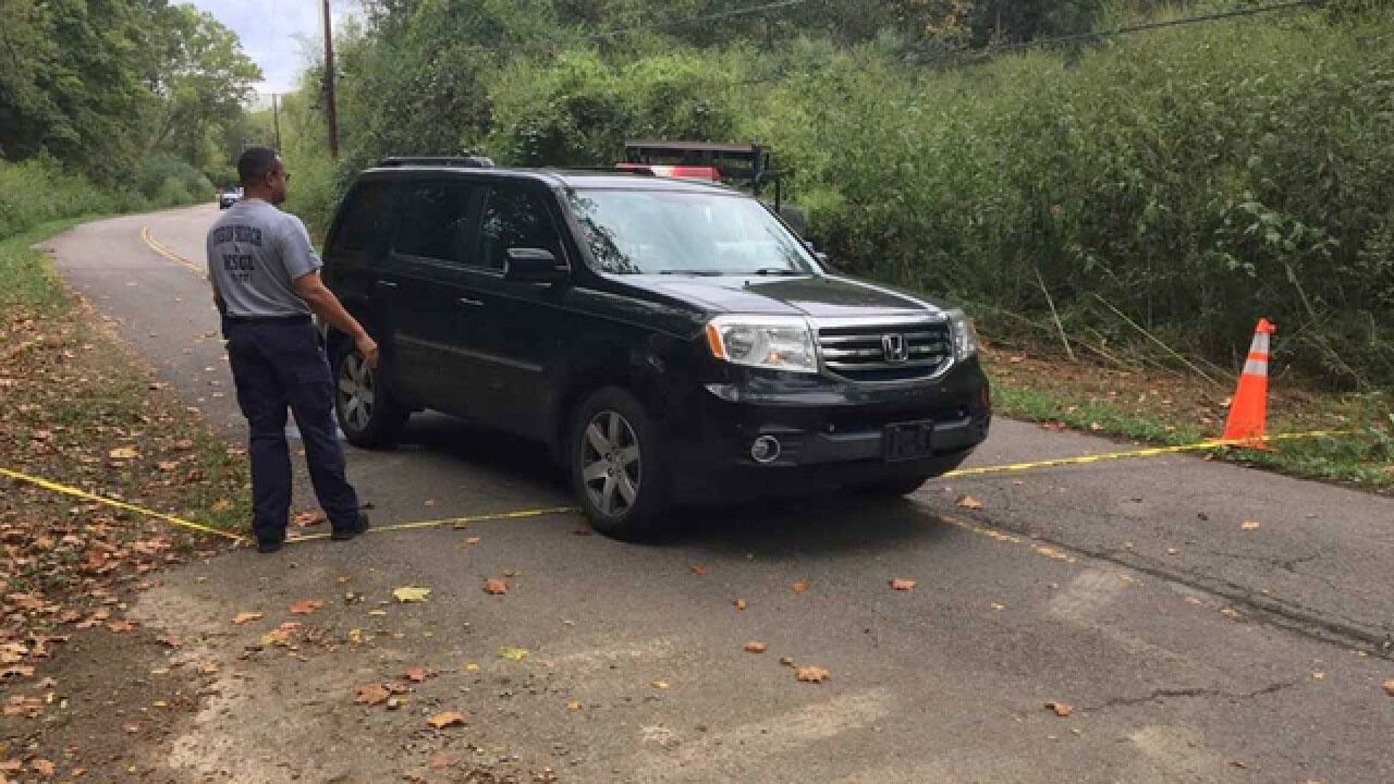 Woman's Body Found In Davidson County