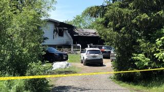 Clay Street fatal house fire