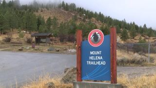 Controlled burn on Mount Helena this week