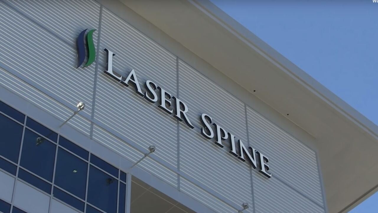 Laser Spine Institute Operations Shut Down More Than 1000