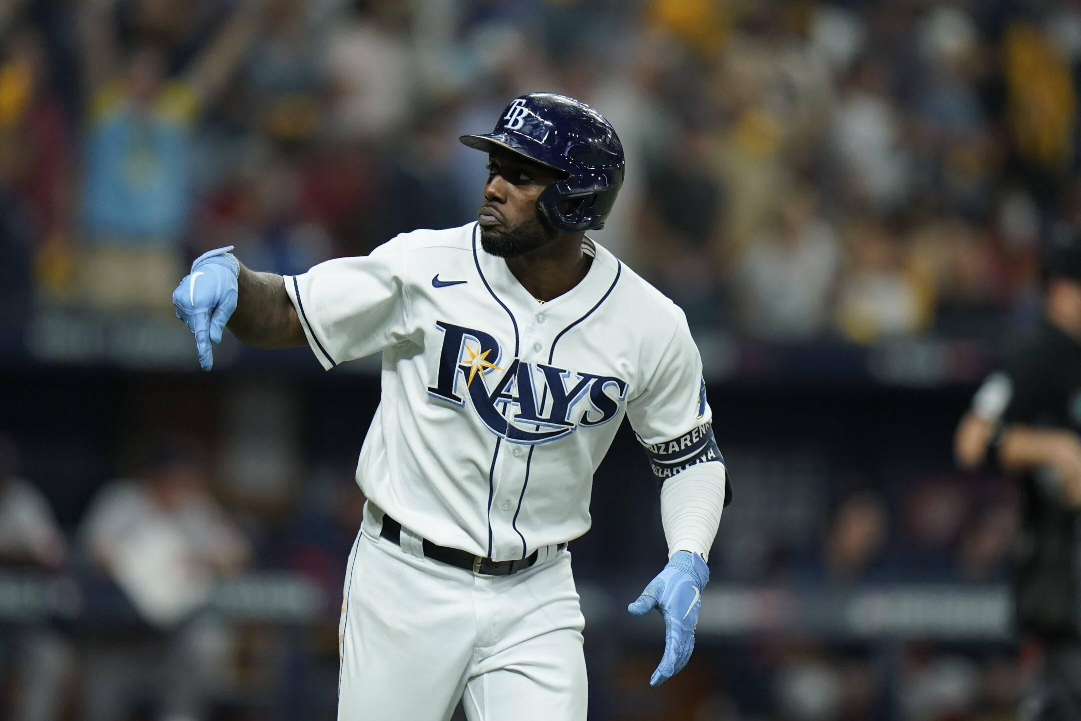 ALDS Red Sox Rays Baseball