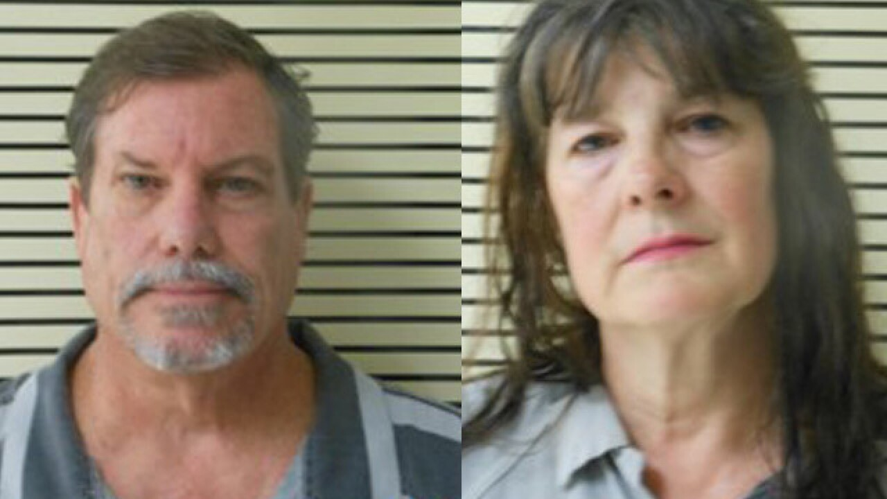 Broken Arrow couple arrested, accused in sexual assault of young relative