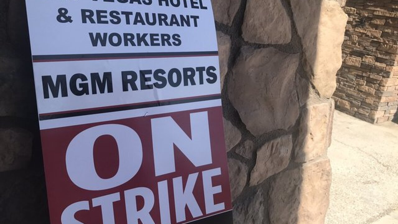 Culinary Union ready for strike as deals expire
