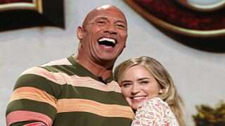 Watch Emily Blunt And Dwayne Johnson In The First Trailer For Disney's New Movie 'Jungle Cruise'