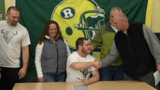 Great Falls CMR's Nick Konesky commits to play football at Dickinson State