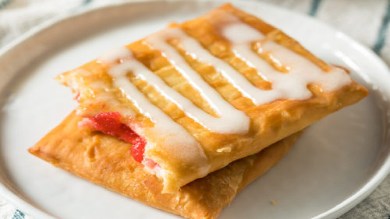 Pillsbury Released A New Toaster Strudel Flavor