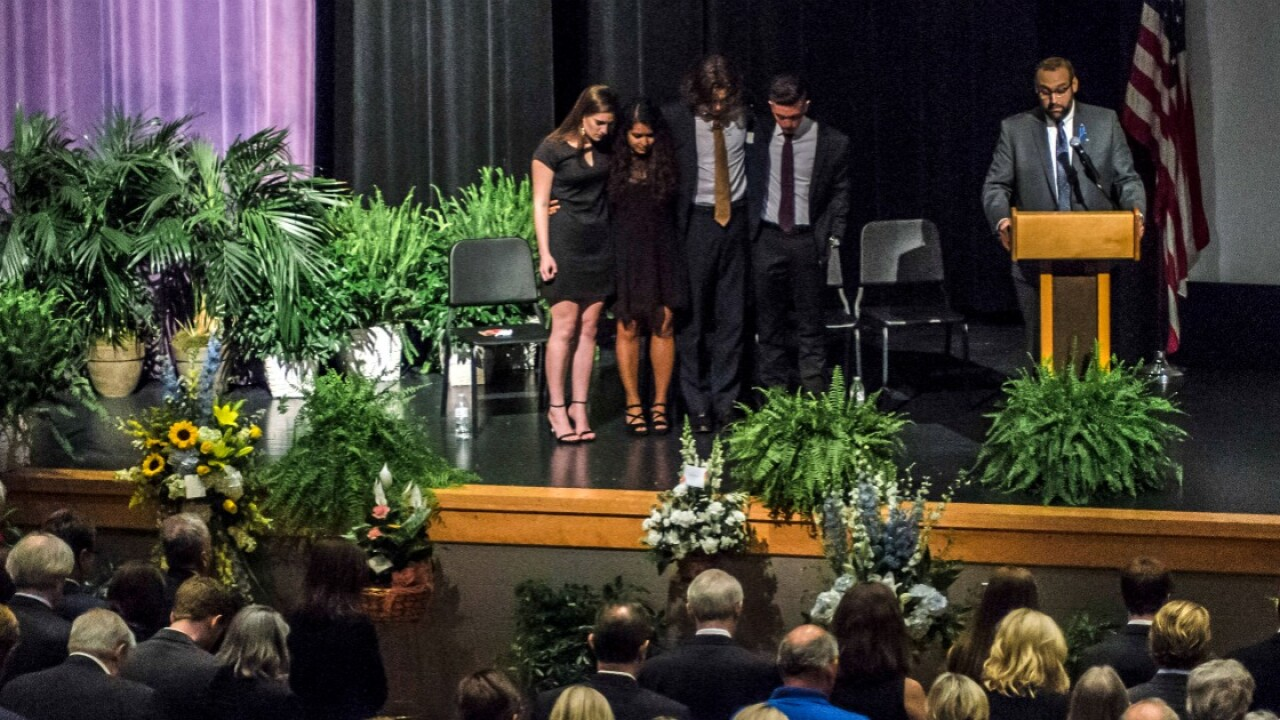 Words spoken at Otto Warmbier funeral shed light on student held captive in North Korea