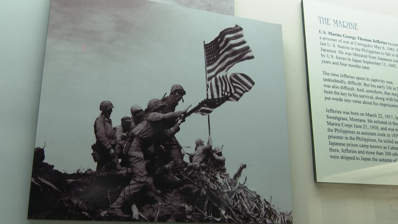 Montana Military Museum highlights Montanan's contribution to Battle of Iwo Jima