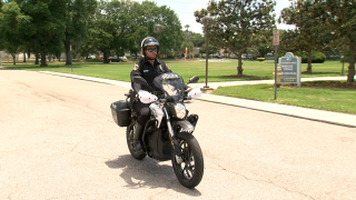 Largo PD electric motorcycle