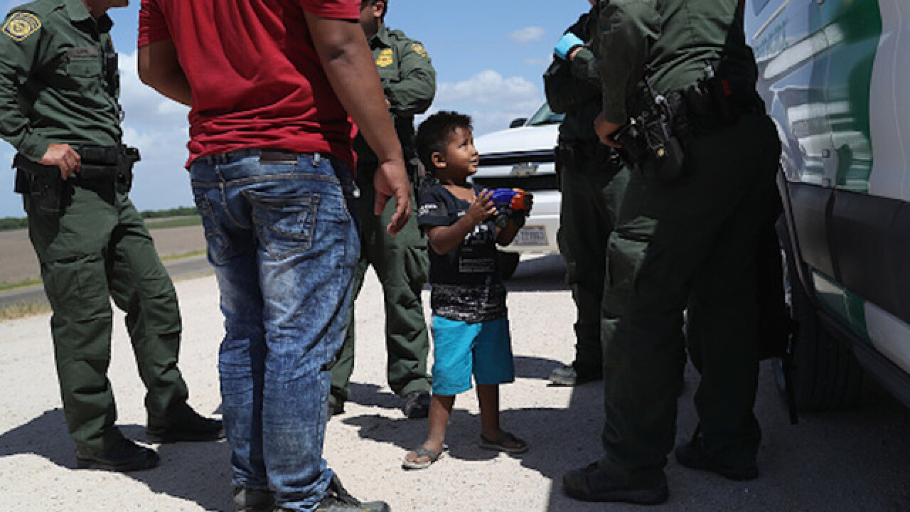 DHS: 2K children separated from parents