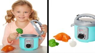 Your Kids Will Love Playing With This Instant Pot Lookalike Toy