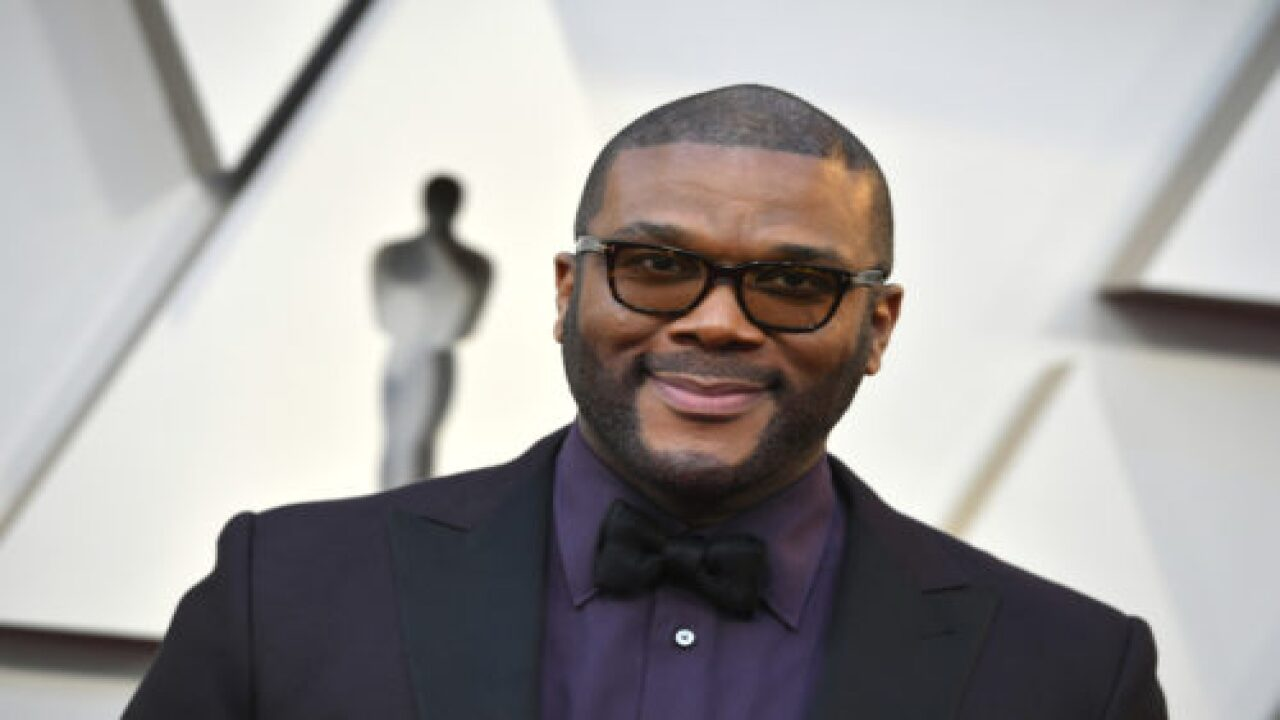 Tyler Perry Donated 5,000 Meals To Atlanta Families For Thanksgiving