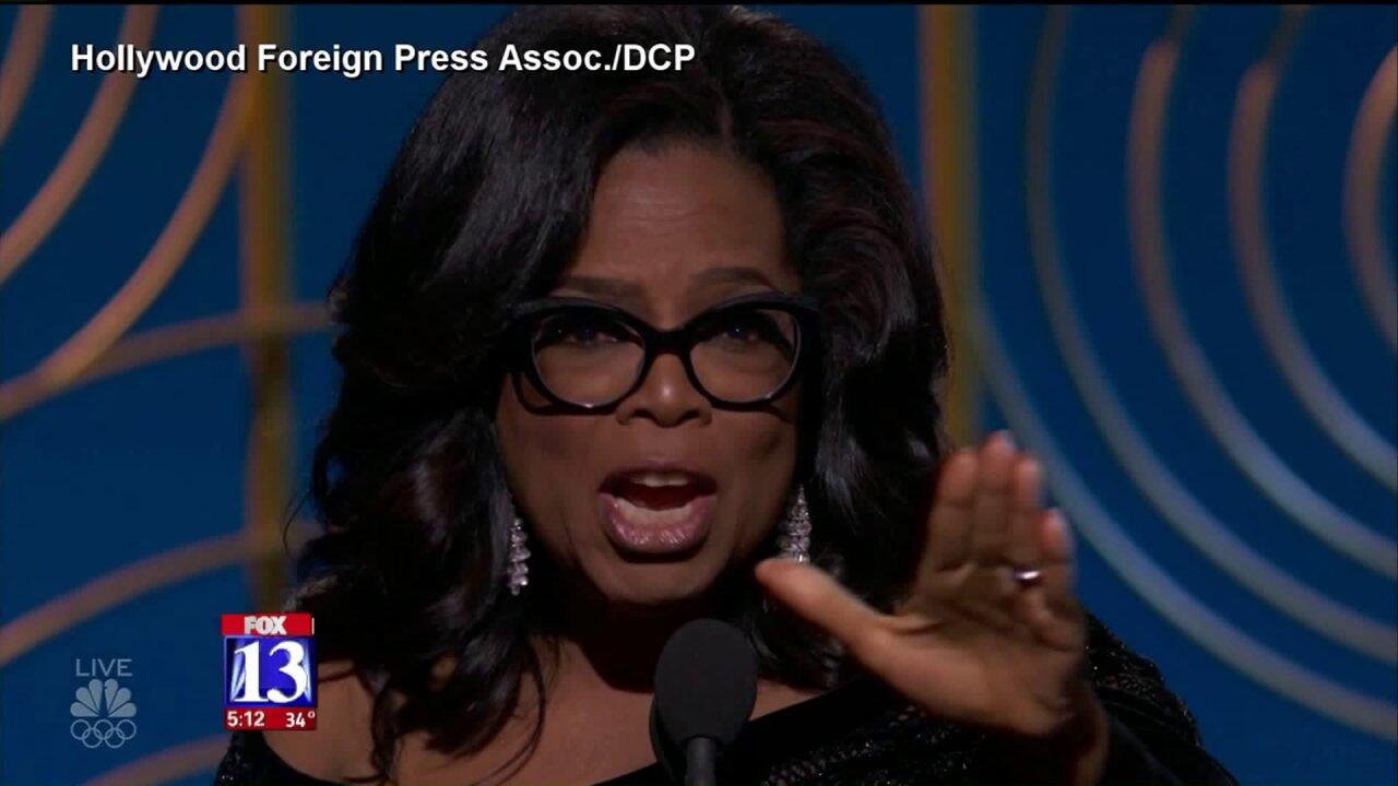 President Oprah? It could happen, says politicalexpert.