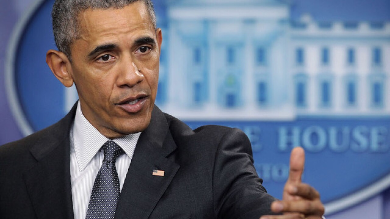 Obama: Congress needs to act on immigration