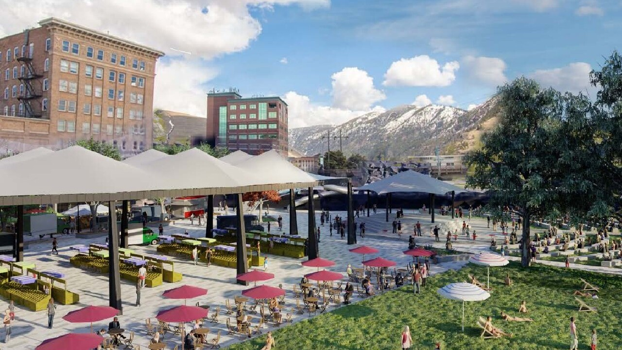 New Caras Park Design