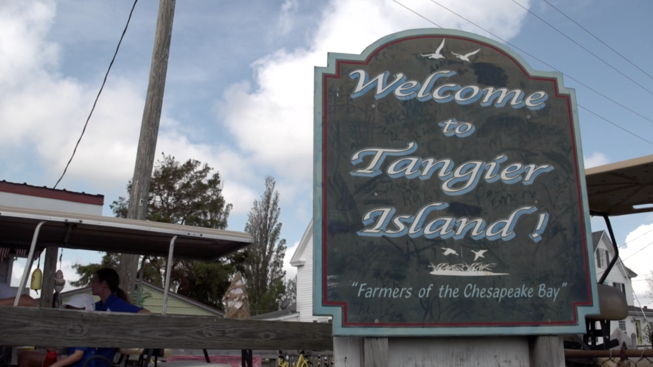 Despite visitors, Virginia island remains coronavirus-free during pandemic