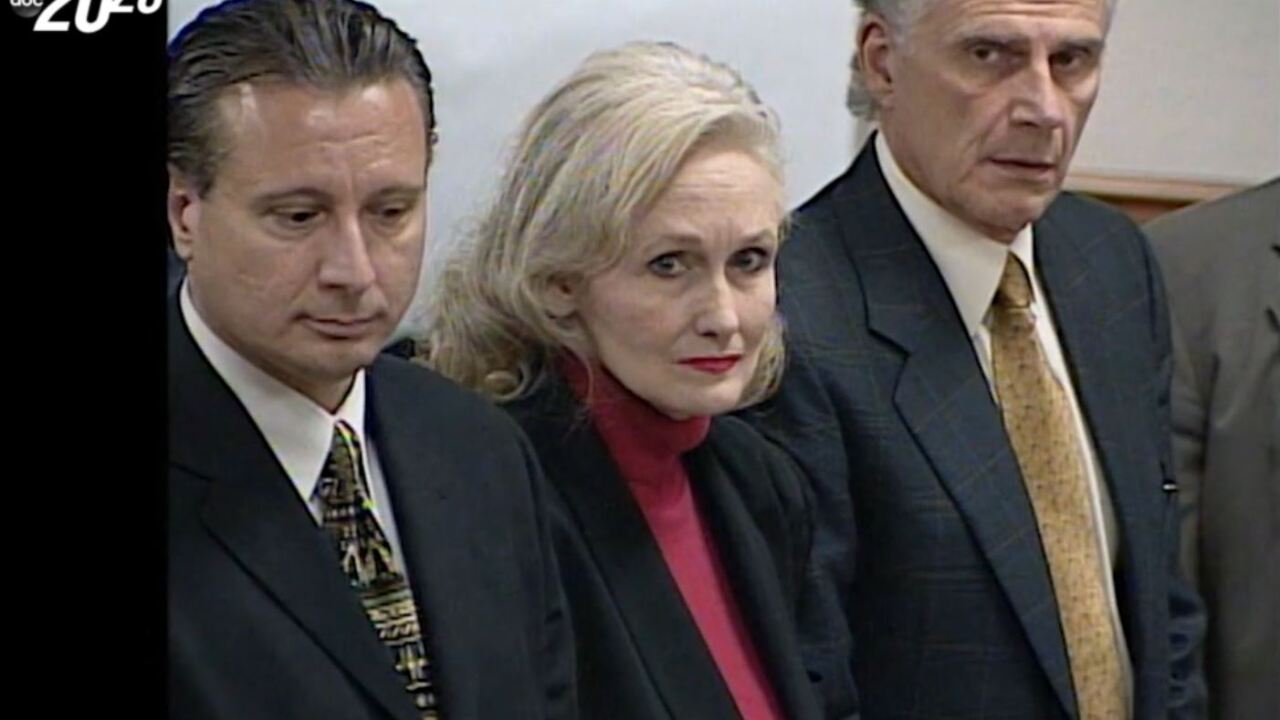 Margaret Rudin was convicted of killing her millionaire husband Ron Rudin in 1994 and spoke on TV for the first time since her release from prison.