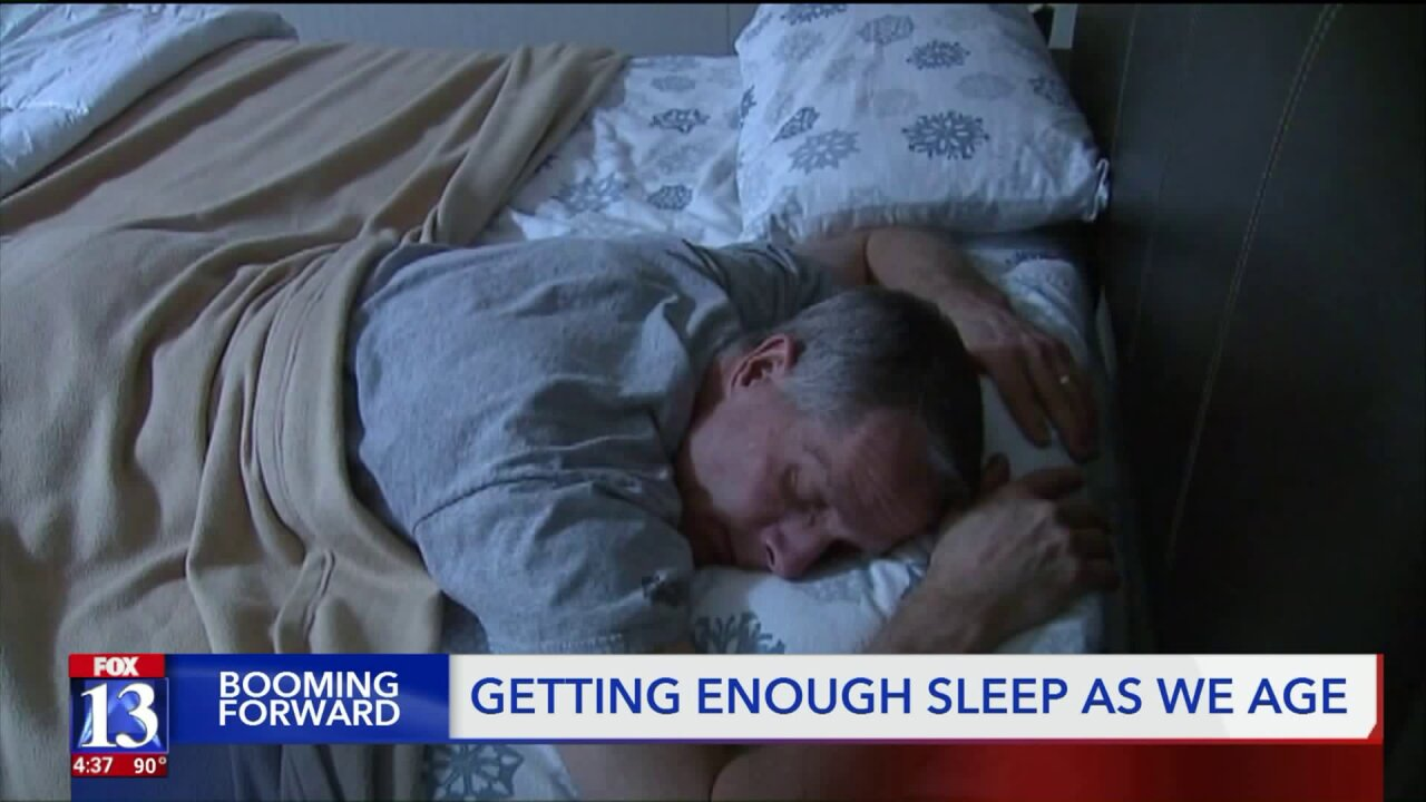 Booming Forward: How the internal clock called the 'circadian rhythm' can impact the health of seniors