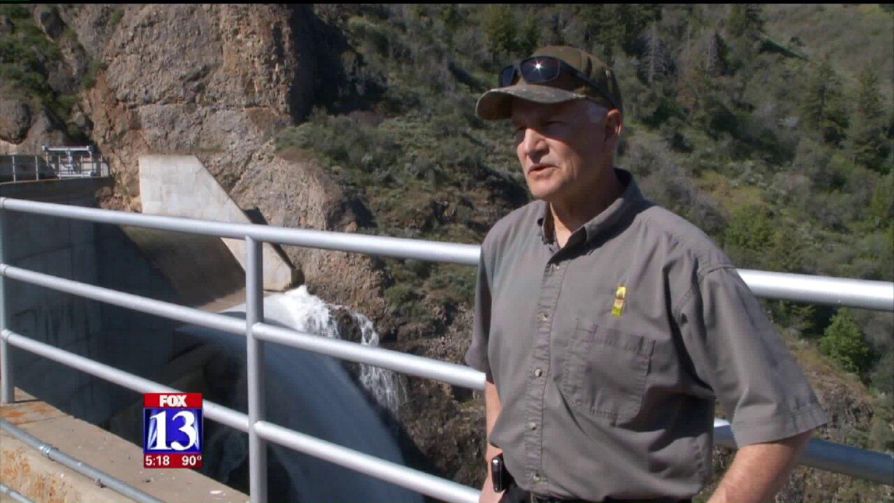 """Utah's water situation """"fantastic,"""" sayexperts"""