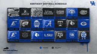 Kentucky Softball schedule.JPG