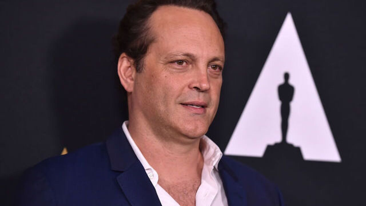 Actor Vince Vaughn arrested for DUI in California