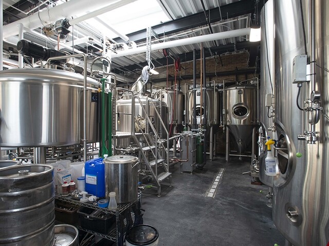 See inside Pendleton's new 3 Points Urban Brewery
