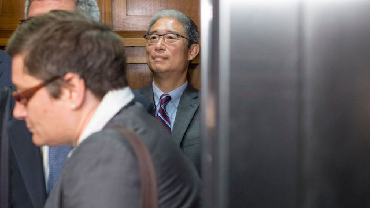 NYT: DOJ's Bruce Ohr, dossier author Christopher Steele involved in efforts to flip Russian oligarch