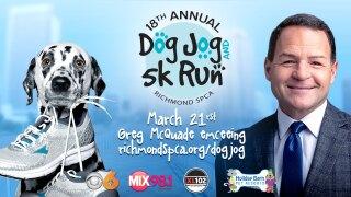 Richmond SPCA 18th annual Dog Jog and 5K Run