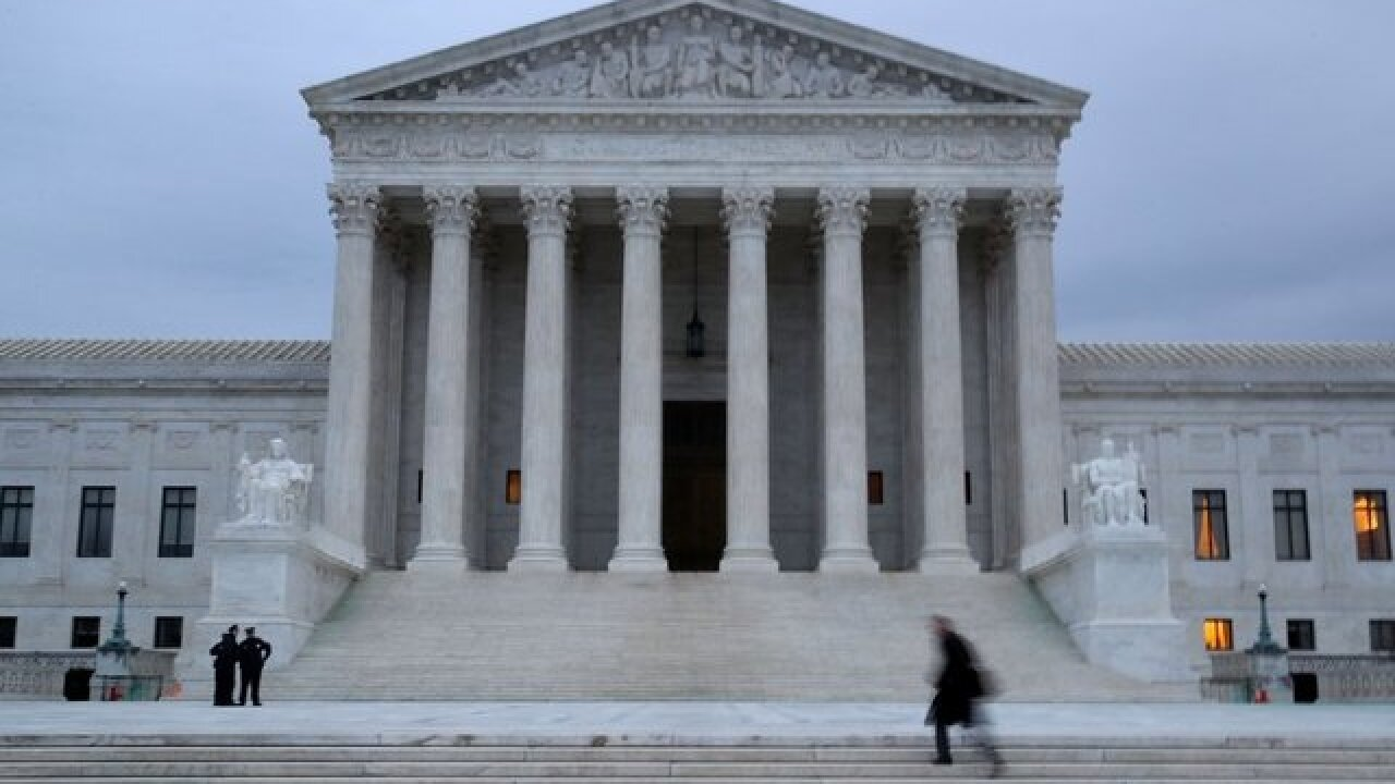 Supreme Court not finding consensus on gerrymandering