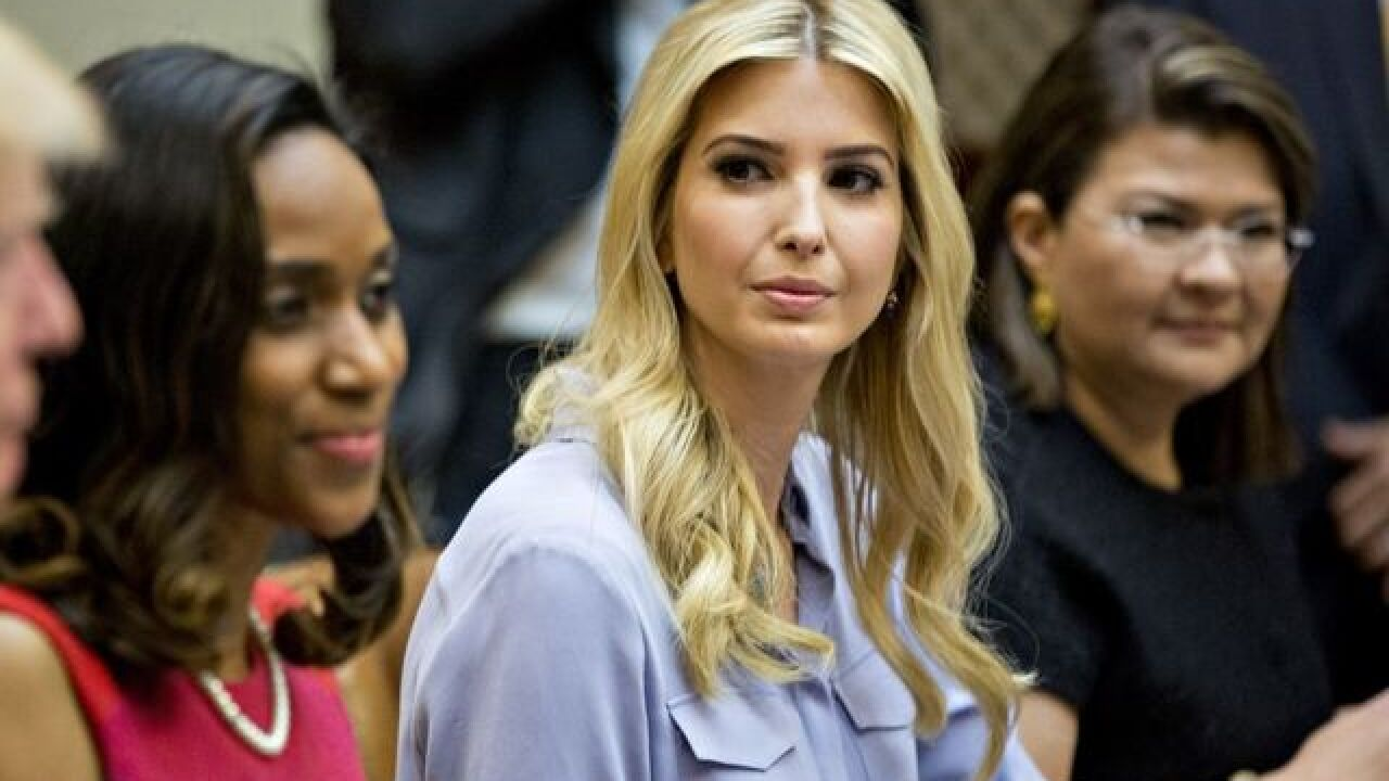 Ivanka Trump used personal account for emails about government business, watchdog group says