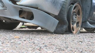 Abandoned cars filling up impound lot could cost taxpayers