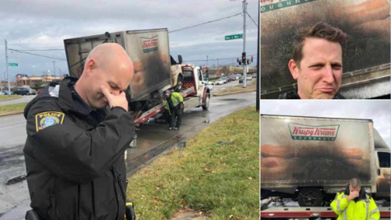 Krispy Kreme Lexington Police