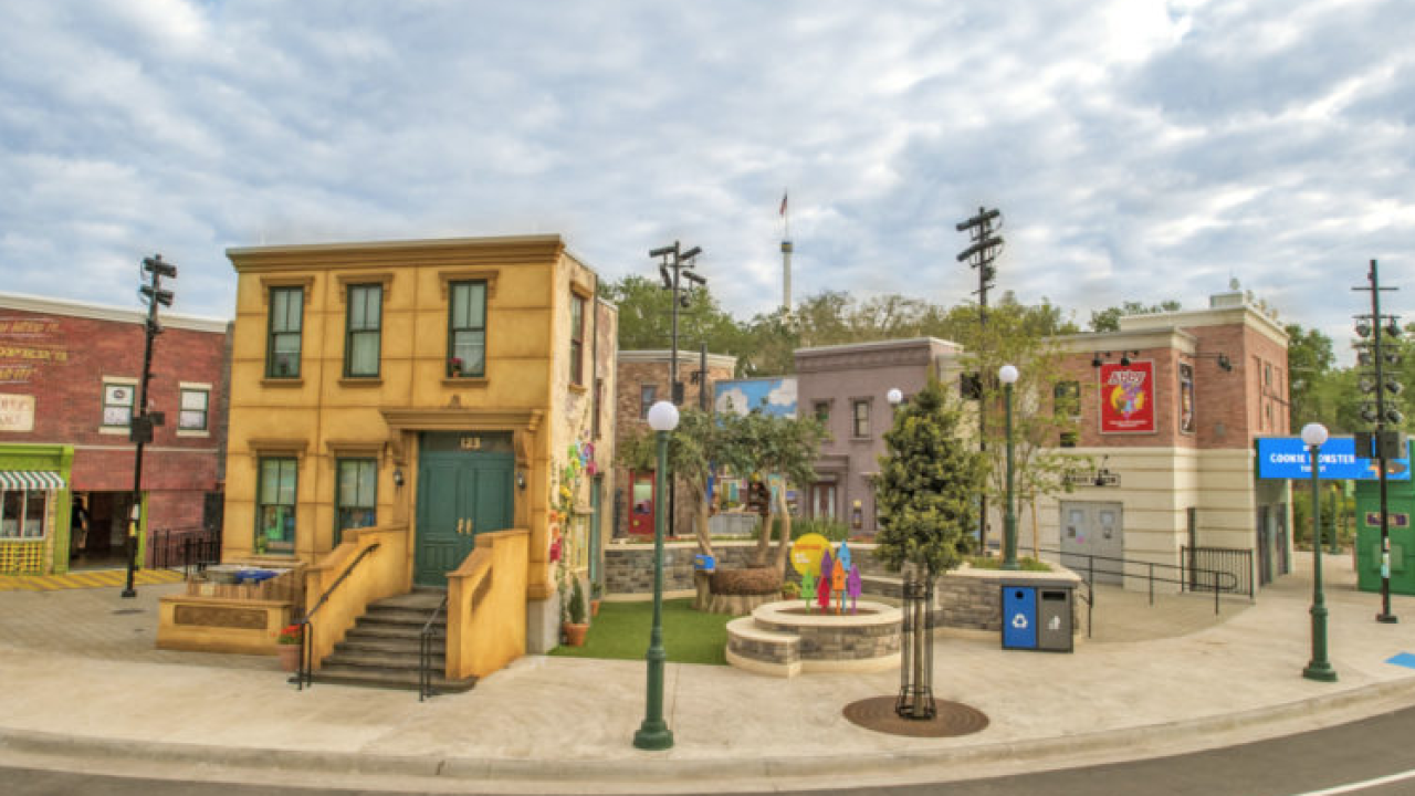 Interactive Sesame Street neighborhood now open in Florida