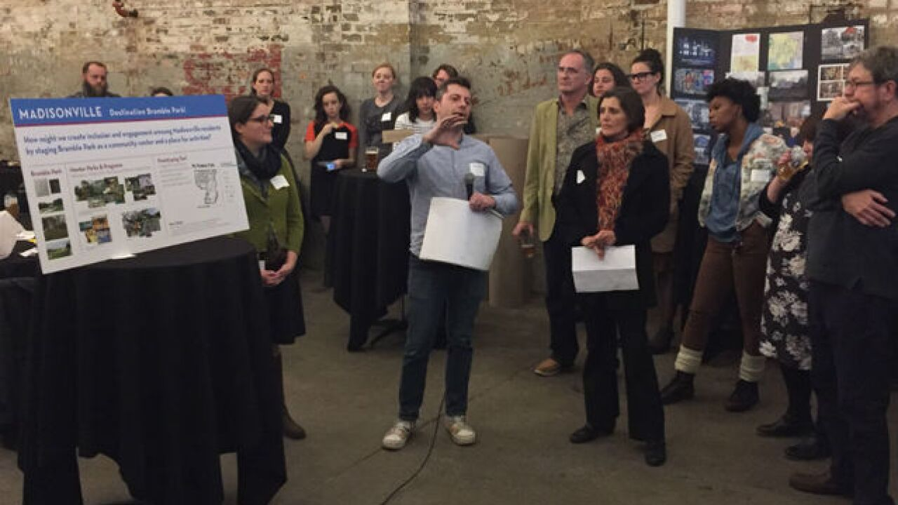 Creative placemaking network seeks solutions for five local communities