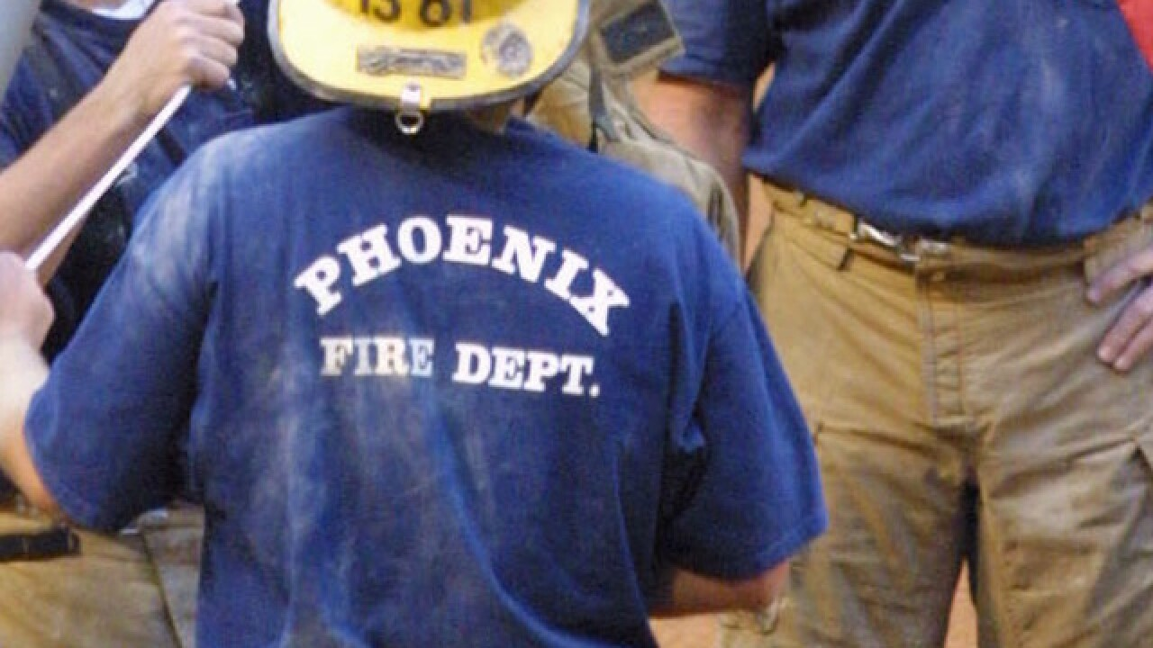WEDNESDAY: Q&A for women looking for fire career