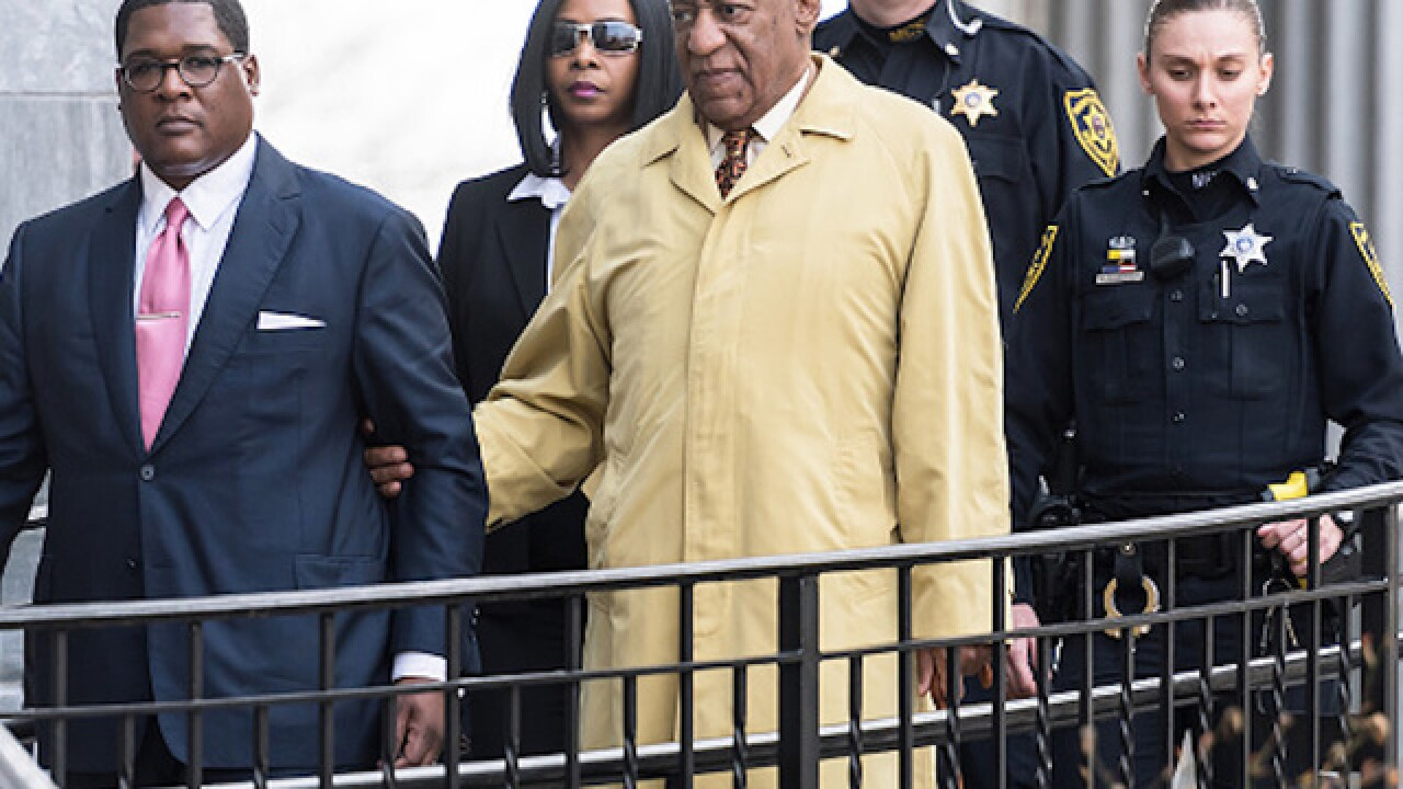 Bill Cosby's trial to include jurors from outside of suburban Philadelphia