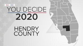 Hendry County Sample Ballot
