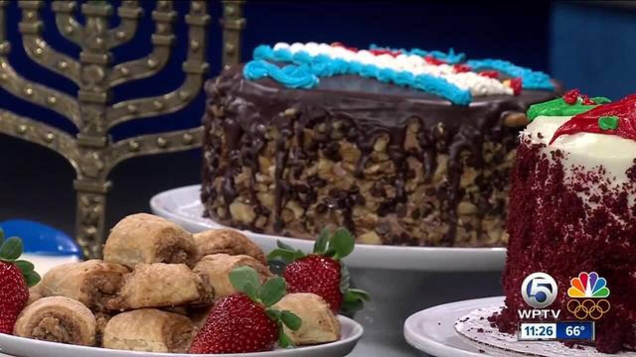 TooJay's creates Hanukkah Feast
