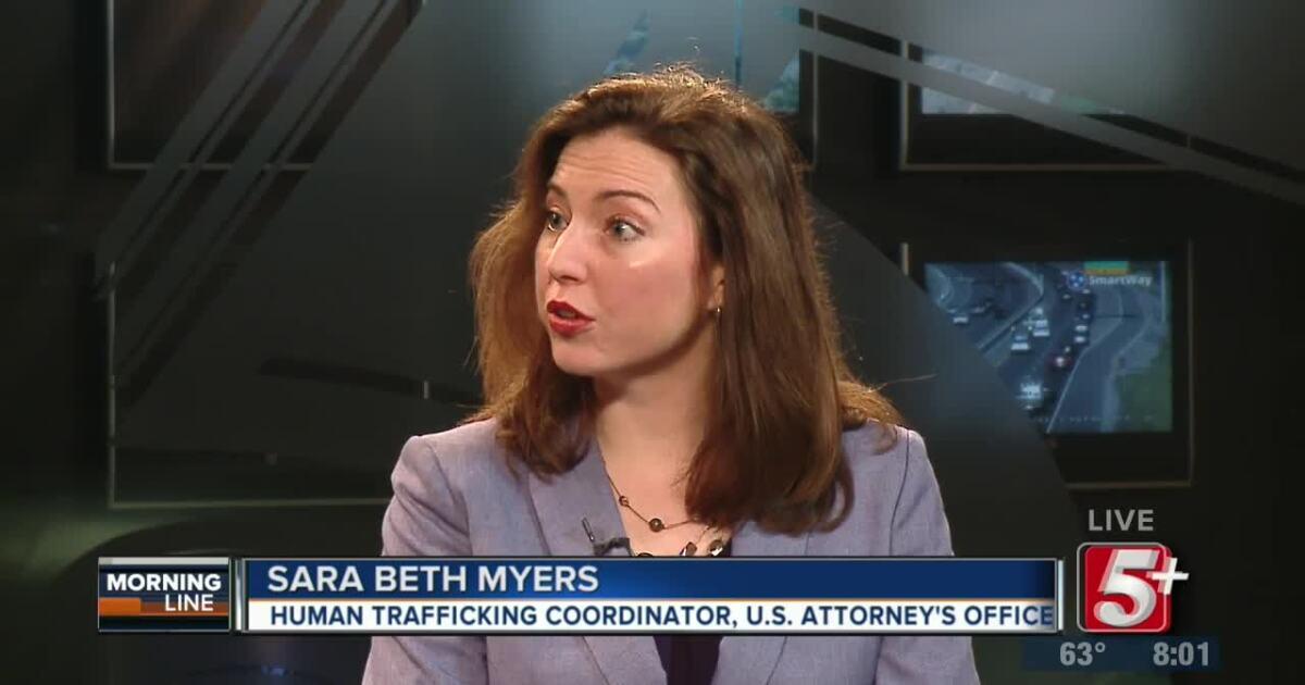 MorningLine: Human Sex Trafficking