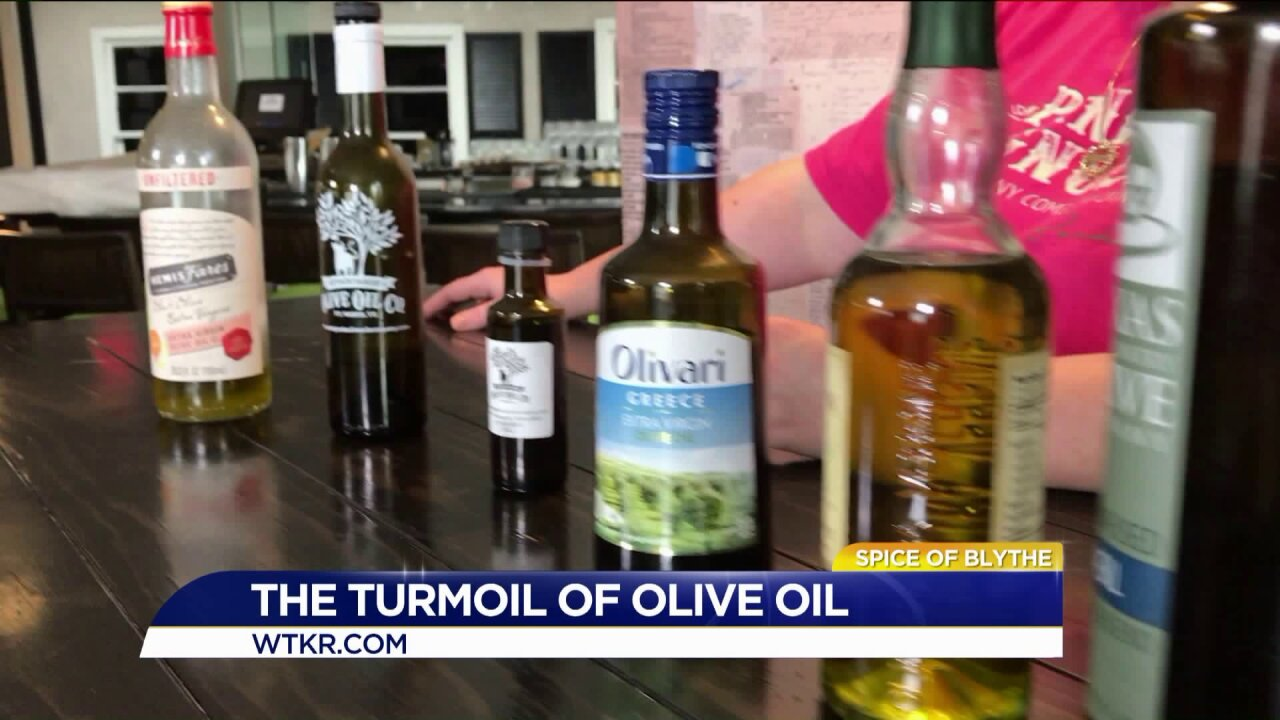 Spice of Blythe: Enjoy the oilsensation!