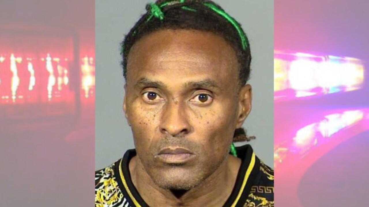 Summerlin burglary suspect in police custody