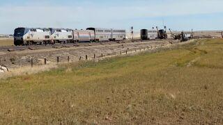 Several dead, dozens injured in Amtrak train derailment along Hi-Line