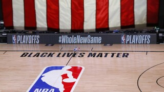 Reports: NBA players agree to continue playoffs, Thursday's games postponed