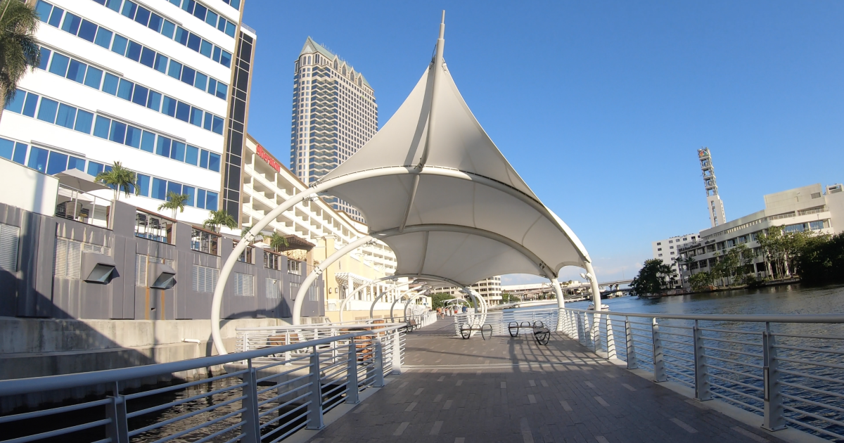 City of Tampa to discuss $24 million BUILD Grant to extend Riverwalk, improve Big Bend Road Corridor