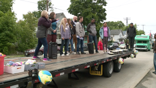 COVID Care-A-Van provides information, vaccines to underserved Akron neighborhoods